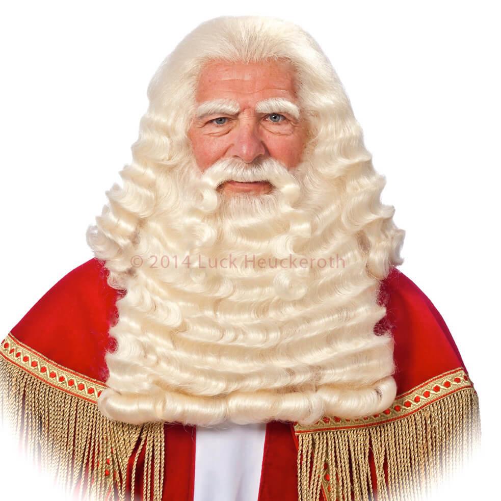 Sint Haarwerk Model P2 Professioneel Sinterklaashaar
